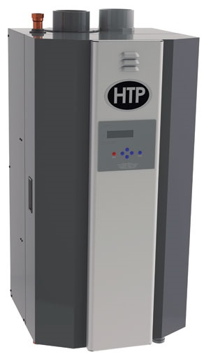 HTP Elite FT High Efficiency Boiler 22k-110k Btu's Top Or